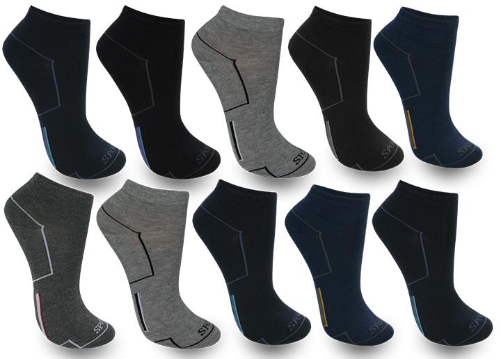 43-46 12-24-36 Paar Herren Socken Sportsocken Freizeit Sneaker Neu Gr 39-42